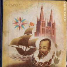 Livros em segunda mão: ENCICLOPEDIA GRADO 1º TEXTOS E.P. (BIBLIOGRÁFICA ESPAÑOLA, 1954). Lote 173662375