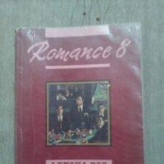 Libros de segunda mano: ROMANCE 8 LENGUA EGB SANTILLANA 1990. Lote 173736413