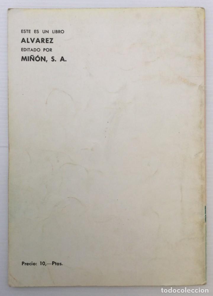 Libros de segunda mano: Cuaderno Mi Cartilla – Segunda parte – Alvarez – 1967 - Foto 2 - 173813263