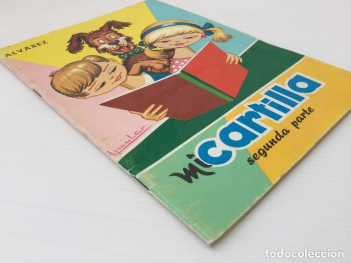 Libros de segunda mano: Cuaderno Mi Cartilla – Segunda parte – Alvarez – 1967 - Foto 3 - 173813263
