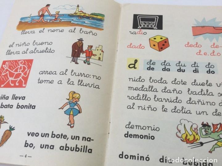 Libros de segunda mano: Cuaderno Mi Cartilla – Segunda parte – Alvarez – 1967 - Foto 7 - 173813263