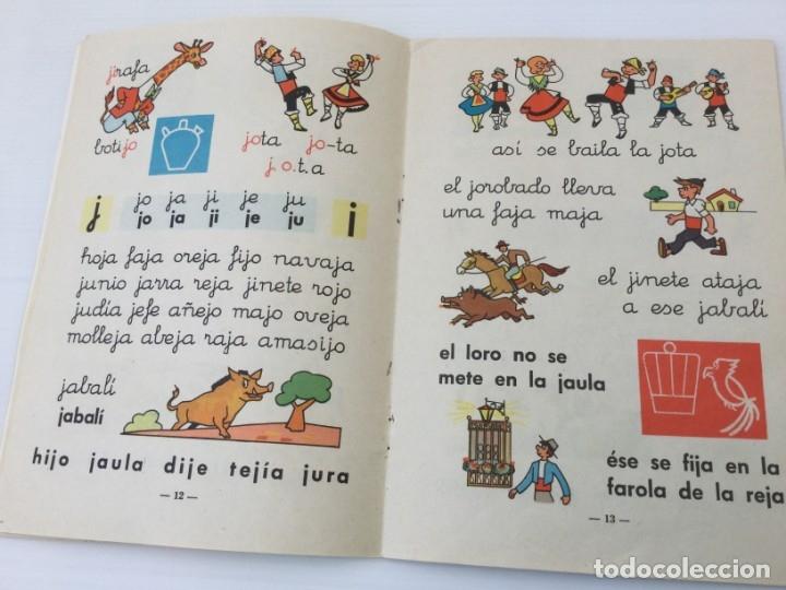 Libros de segunda mano: Cuaderno Mi Cartilla – Segunda parte – Alvarez – 1967 - Foto 9 - 173813263