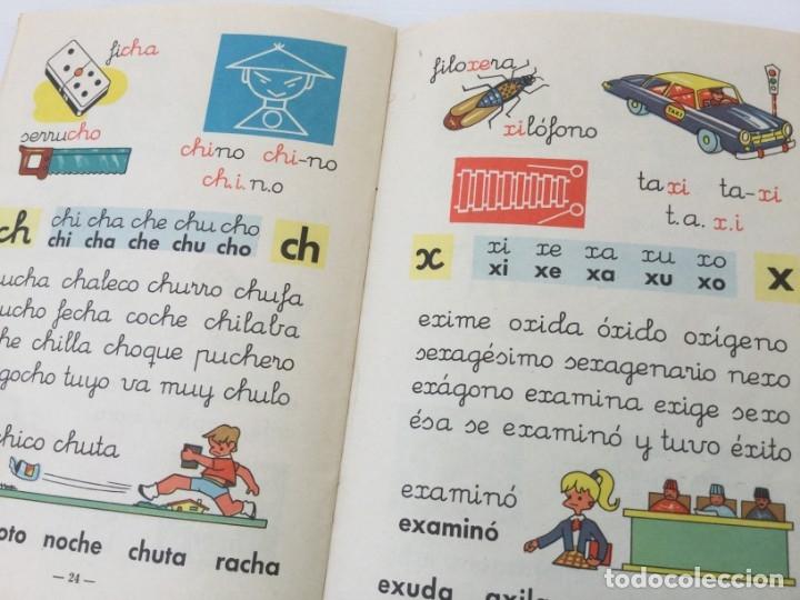 Libros de segunda mano: Cuaderno Mi Cartilla – Segunda parte – Alvarez – 1967 - Foto 11 - 173813263