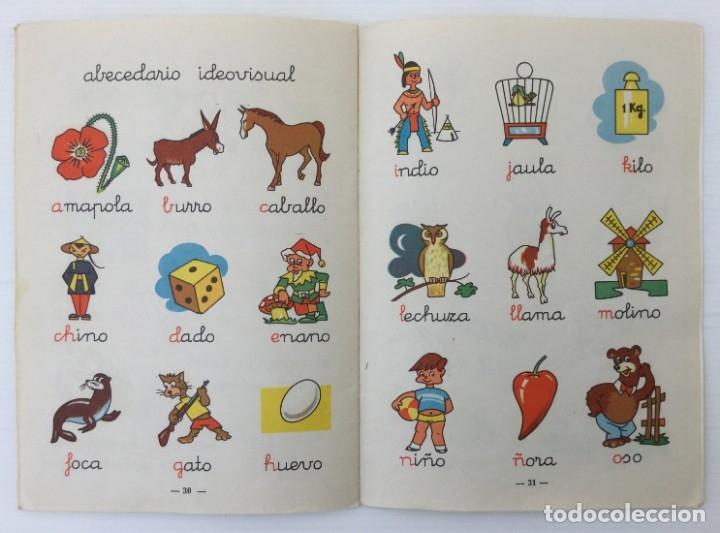 Libros de segunda mano: Cuaderno Mi Cartilla – Segunda parte – Alvarez – 1967 - Foto 12 - 173813263