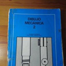 Libros de segunda mano: DIBUJO MECÁNICA 2, EDEBÉ, 1990. Lote 174101854