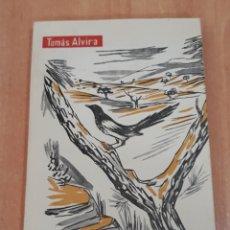 Livres d'occasion: LAS COSAS DE LA VIDA. TOMAS DE ALVIRA. 1963. W. Lote 174543687