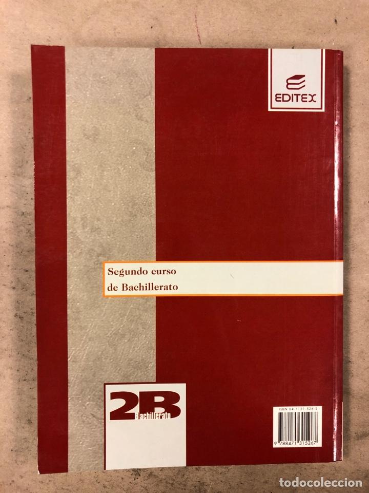 Libros de segunda mano: HISTORIA DE LA FILOSOFÍA. VV.AA. 2º BACHILLERATO HUMANIDADES Y CIENCIAS SOCIALES. EDITEX 1998 - Foto 9 - 174607244