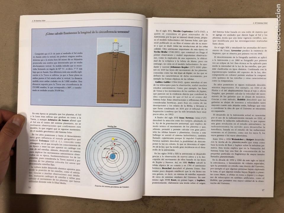 Libros de segunda mano: BIOLOGÍA - GEOLOGÍA. VV.AA. 1º BACHILLERATO. EDITA: EREIN 1997. 349 PÁGINAS. COMO NUEVO. - Foto 3 - 174898157