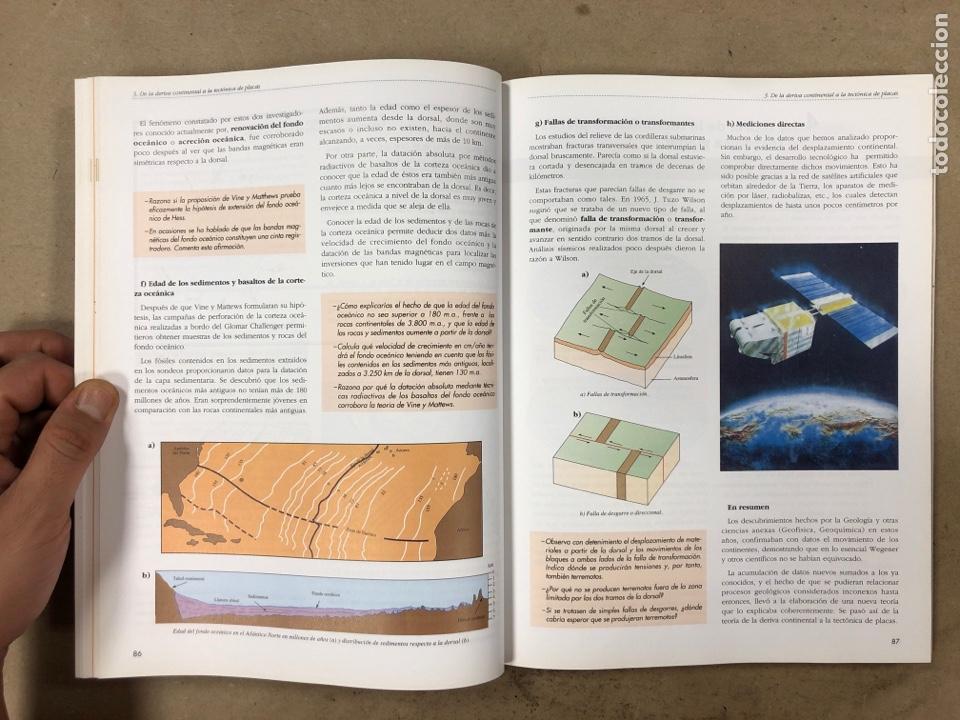 Libros de segunda mano: BIOLOGÍA - GEOLOGÍA. VV.AA. 1º BACHILLERATO. EDITA: EREIN 1997. 349 PÁGINAS. COMO NUEVO. - Foto 4 - 174898157