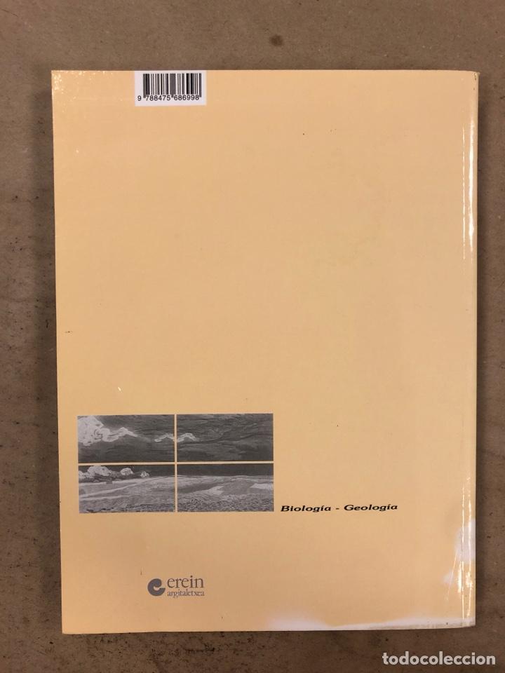 Libros de segunda mano: BIOLOGÍA - GEOLOGÍA. VV.AA. 1º BACHILLERATO. EDITA: EREIN 1997. 349 PÁGINAS. COMO NUEVO. - Foto 8 - 174898157
