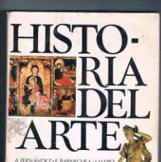 Libros de segunda mano: LIBRO DE TEXTO HISTORIA DEL ARTE VICENS VIVES 1986. Lote 175226190
