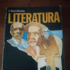 Libros de segunda mano: LITERATURA 2° BUP. MAGISTERIO ESPAÑOL.. Lote 175724178