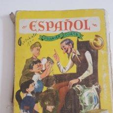 Libros de segunda mano: ANTIGUO TEXTO - ESPAÑOL PRIMER TEXTO - FRAILE RUIZ OJEDA - TDK61. Lote 175854085