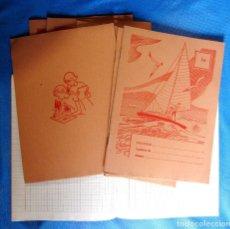 Libros de segunda mano: 8 CUADERNOS DE LA EDITORIAL EDELVIVES SIN USAR.. Lote 176269672