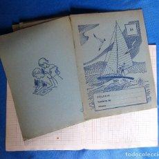 Libros de segunda mano: 6 CUADERNOS DE LA EDITORIAL EDELVIVES SIN USAR.. Lote 176271044