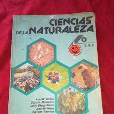 Libros de segunda mano: CIENCIAS NATURALES 6 EGB ANAYA. Lote 176412938