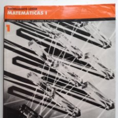 Libros de segunda mano: MATEMATICAS I - 1º BACHILLERATO - ED. ANAYA - 1998. Lote 176486569