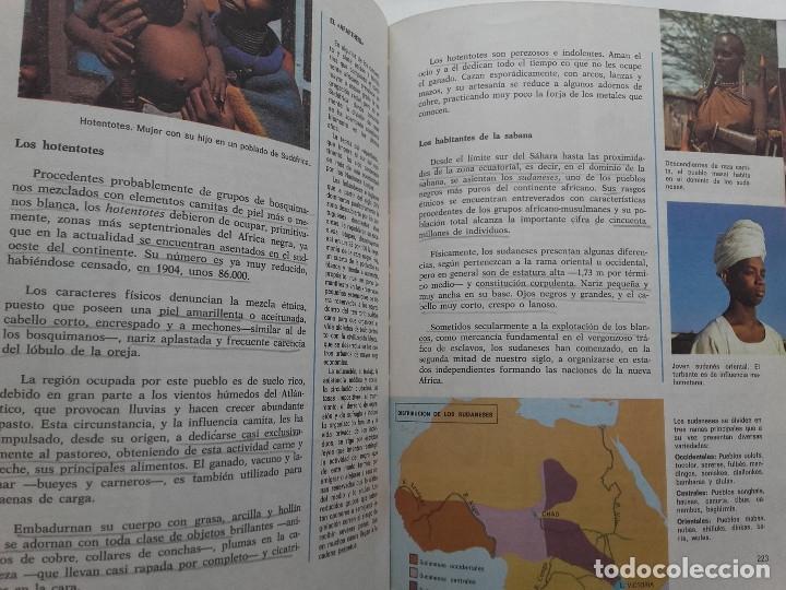 Libros de segunda mano: CONSULTOR 7. CIENCIAL SOCIALES - 7º EGB - SANTILLANA - 1973 - Foto 2 - 176493713