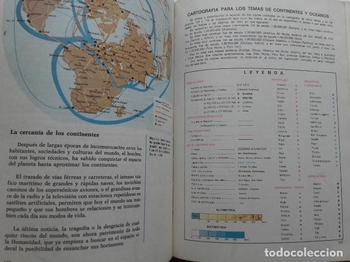 Libros de segunda mano: CONSULTOR 7. CIENCIAL SOCIALES - 7º EGB - SANTILLANA - 1973 - Foto 3 - 176493713