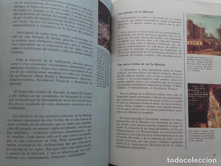 Libros de segunda mano: CONSULTOR 7. CIENCIAL SOCIALES - 7º EGB - SANTILLANA - 1973 - Foto 4 - 176493713