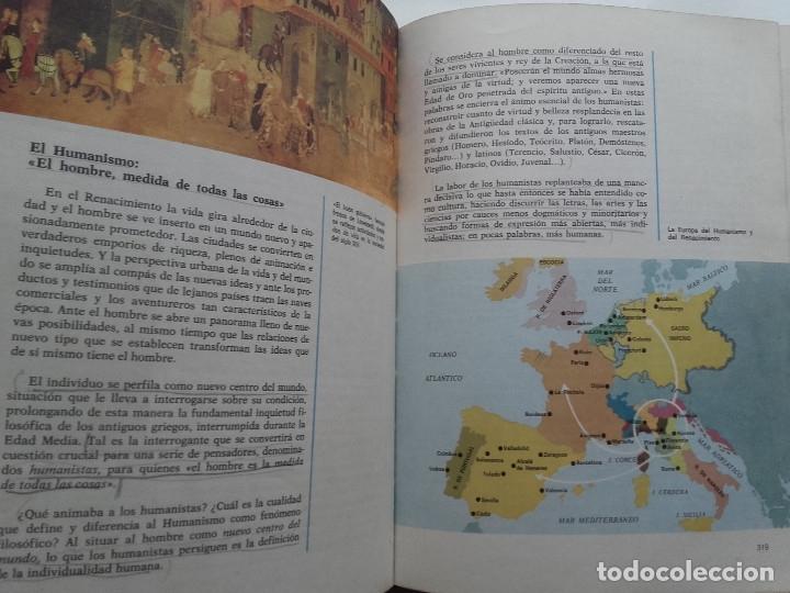 Libros de segunda mano: CONSULTOR 7. CIENCIAL SOCIALES - 7º EGB - SANTILLANA - 1973 - Foto 7 - 176493713