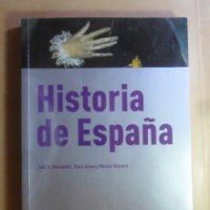 Livros em segunda mão: HISTORIA DE ESPAÑA - 2º BACHILLERATO - AKAL - 2009. Lote 176626803