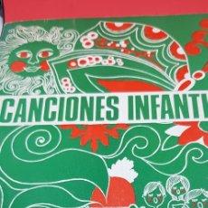 Libros de segunda mano: CANCIONES INFANTILES ROSARIO LORENTE ED. 1975. Lote 177058639