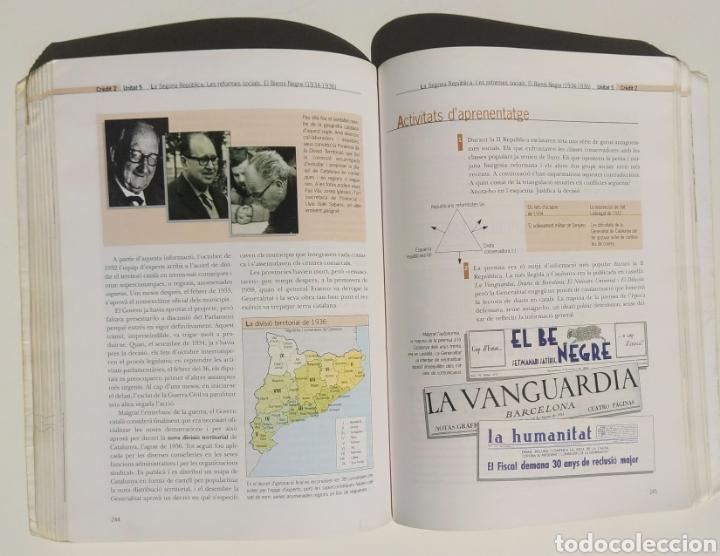 Libros de segunda mano: Libro Història. Matèria comuna. Batxillerat. - Foto 2 - 177278254