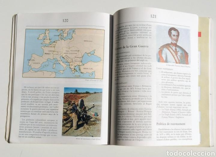 Libros de segunda mano: Libro Ciencies Socials. Cicle superior. - Foto 2 - 177280282