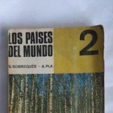 Libros de segunda mano: LOS PAÍSES DEL MUNDO 2 1967 TEIDE. Lote 177287892