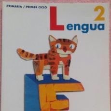 Libros de segunda mano: 2º PRIMARIA, LENGUA, SALTA A LA VISTA, ANAYA,2007 /// LITERATURA LECTURAS MATEMÁTICAS CONOCIMIENTO. Lote 177287953