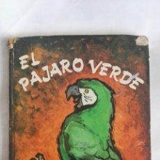 Libros de segunda mano: EL PÁJARO VERDE SM LIBRO DE LECTURA 1972. Lote 177374175