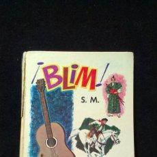 Libros de segunda mano: ! BLIM ! - ED. SM. 3º CURSO. Lote 177520134