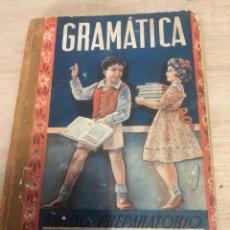 Libros de segunda mano: GRAMÁTICA. Lote 177669979