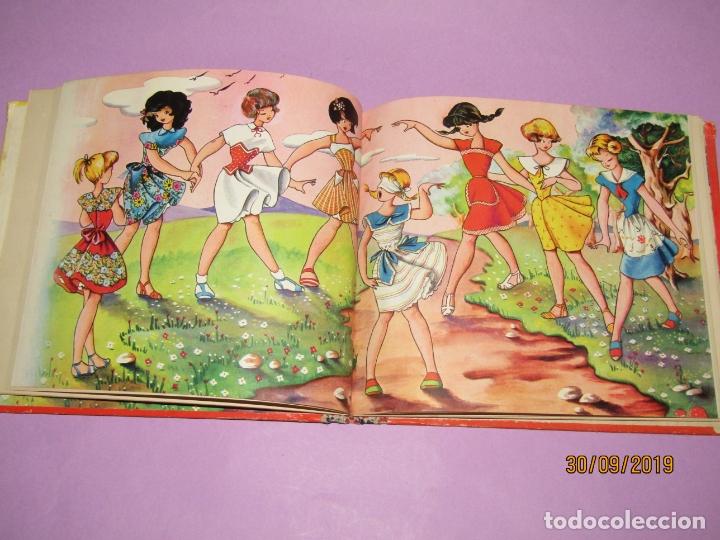 Libros de segunda mano: Antiguo Libro EN LA CLASE DE COSTURA Método Infantil de Corte y Confección del Año 1956 - Foto 3 - 177944028