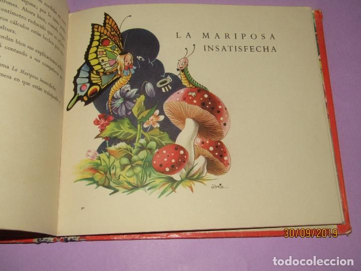 Libros de segunda mano: Antiguo Libro EN LA CLASE DE COSTURA Método Infantil de Corte y Confección del Año 1956 - Foto 4 - 177944028