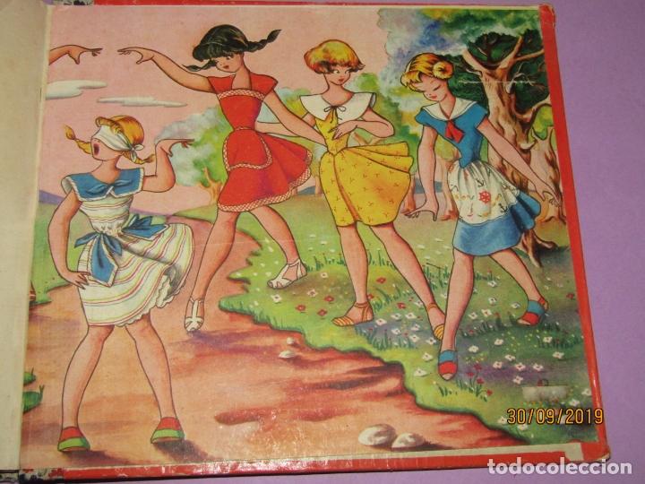 Libros de segunda mano: Antiguo Libro EN LA CLASE DE COSTURA Método Infantil de Corte y Confección del Año 1956 - Foto 10 - 177944028