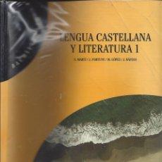 Libros de segunda mano: LENGUA CASTELLANA Y LITERATURA 1. EDICIONES TEIDE.. Lote 178588532