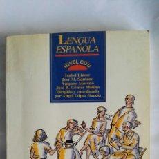 Libros de segunda mano: LENGUA ESPAÑOLA COU ECIR. Lote 178600092