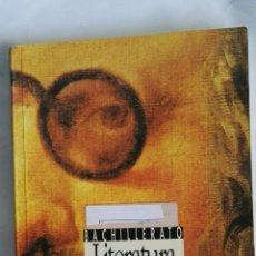 Libros de segunda mano: LITERATURA ESPAÑOLA 2 BUP ANAYA. Lote 178600992