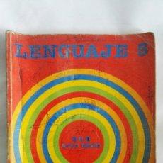 Libros de segunda mano: LENGUAJE 8 EGB SANTILLANA. Lote 178914336