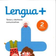 Libros de segunda mano: LENGUA MAS 2 DE PRIMARIA . Lote 178923178