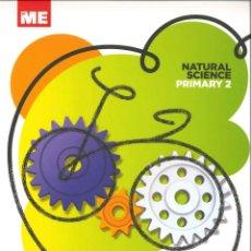 Libros de segunda mano: NATURAL SCIENCE PRIMARY 2 ACTIVITY BOOK. Lote 178924500