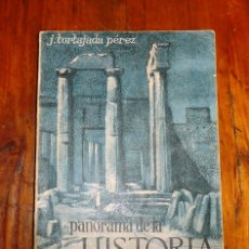 Libros de segunda mano: TORTAJADA PÉREZ, JOSÉ. PANORAMA DE LA HISTORIA. CUARTO CURSO DE BACHILLERATO. Lote 178935980