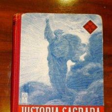 Libros de segunda mano: EDELVIVES. HISTORIA SAGRADA. SEGUNDO GRADO. Lote 178945252