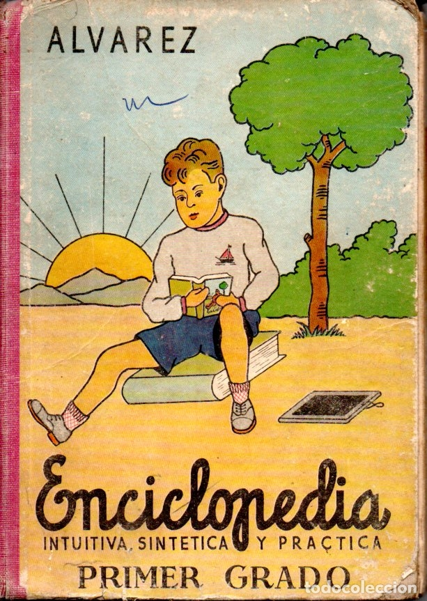 enciclopedia alvarez primer grado (miñón, 1958) - Comprar Libros de texto  en todocoleccion - 179016070