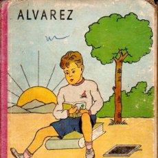 Libros de segunda mano: ENCICLOPEDIA ALVAREZ PRIMER GRADO (MIÑÓN, 1958). Lote 179016070