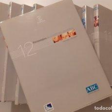 Libros de segunda mano: PERSONAJES DE LA HISTORIA UNIVERSAL ESPASA-ABC. 12 TOMOS (COMPLETA). Lote 179139040