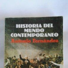 Libros de segunda mano: HISTORIA DEL MUNDO CONTEMPORÁNEO VICENS VIVES. Lote 179961531