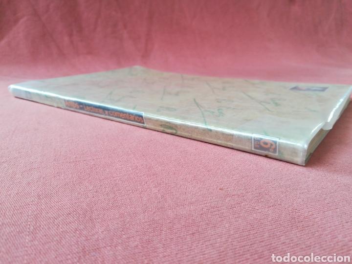 Libros de segunda mano: ANAYA - ANTOS - LECTURAS Y COMENTARIOS - EQUIPO TROPOS - 6º EGB - 1988 - Foto 3 - 180039107